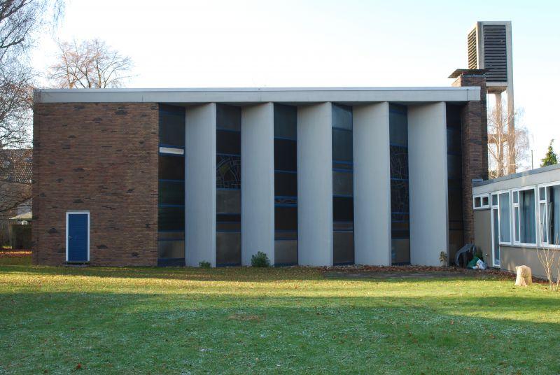Markuskirche Außenansicht