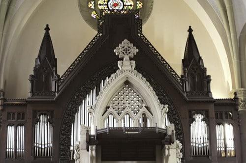 Walcker Orgel Krefeld